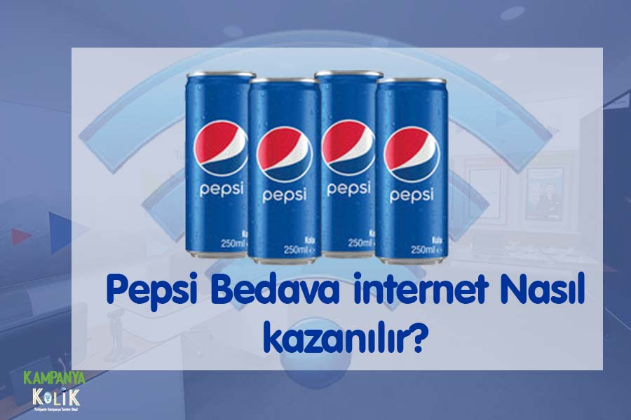 Pepsi internet Kodu