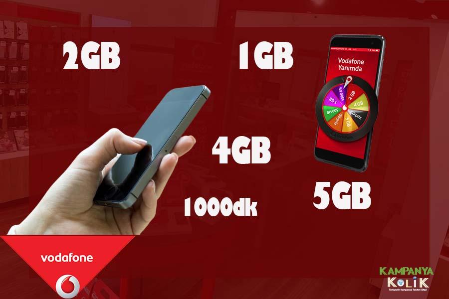 vodafone hediye internet veren uygulamalar 2021