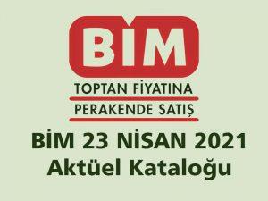 Bim 23 Nisan 2021