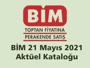 BİM 21 MAYIS