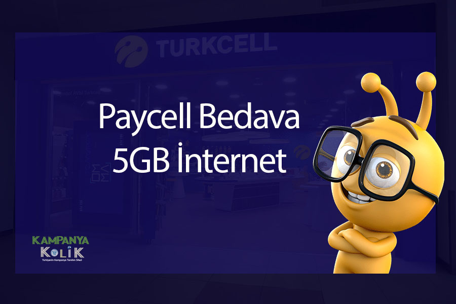 paycell internet