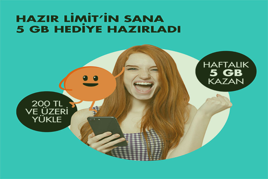 Paycell bedava internet