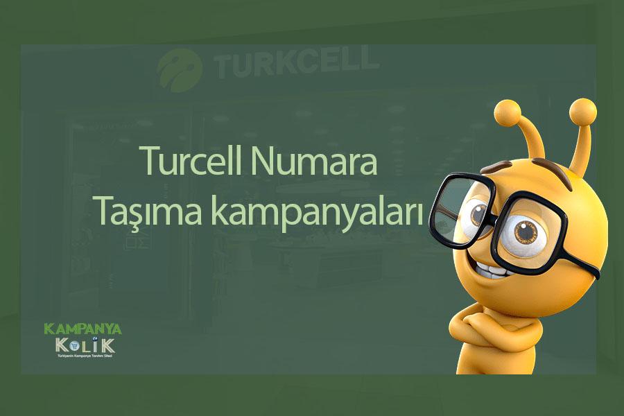 turkcell numara taşıma
