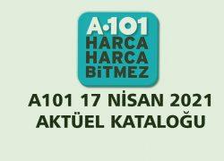 A101 17 haziran 2021