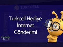 Turkcell hediye internet