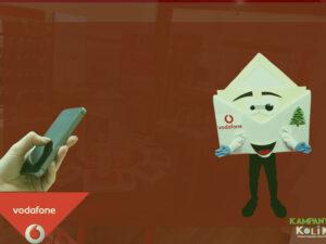 Vodafone hediye internet gönderme
