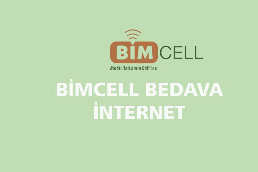 bimcell bedava internet paketleri 2021