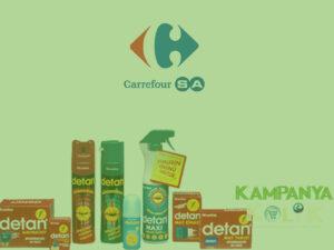 CarrefourSA Detan Çekiliş